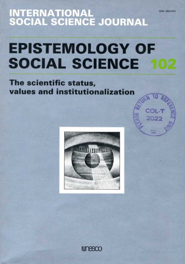 Published quarterly by Unesco Vol. X X X V I , N o . 4, 1984  Editor a.i.: AM Kazancigil  Design and layout: Jacques Carra...