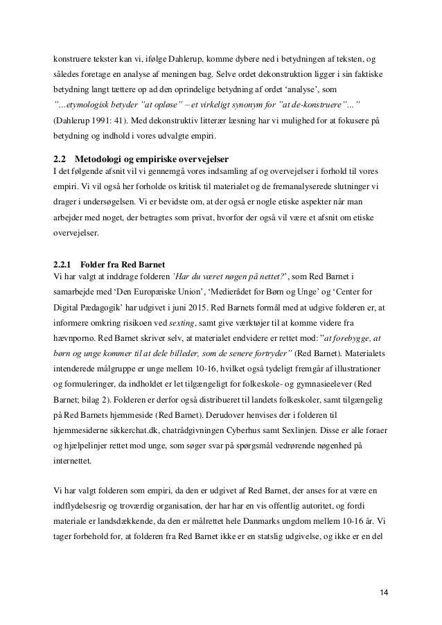 dansk engelske ord privat og diskret