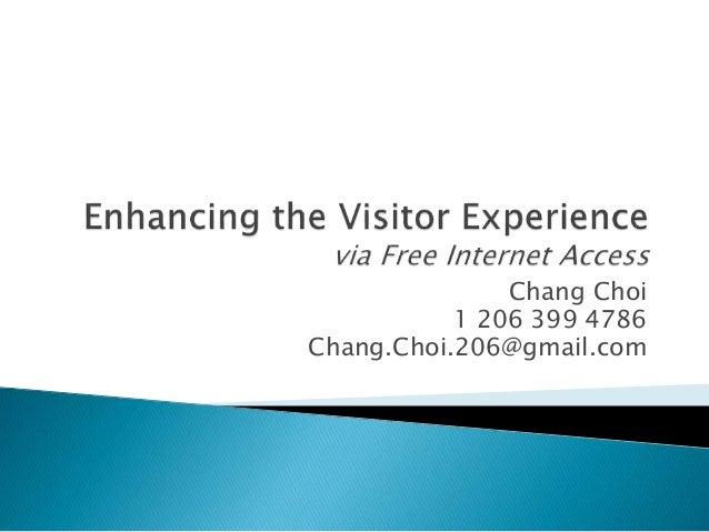 Chang Choi 1 206 399 4786 Chang.Choi.206@gmail.com