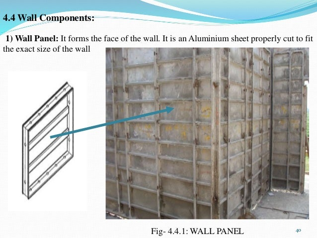 Application & Comparison of different Formwork System used wit…