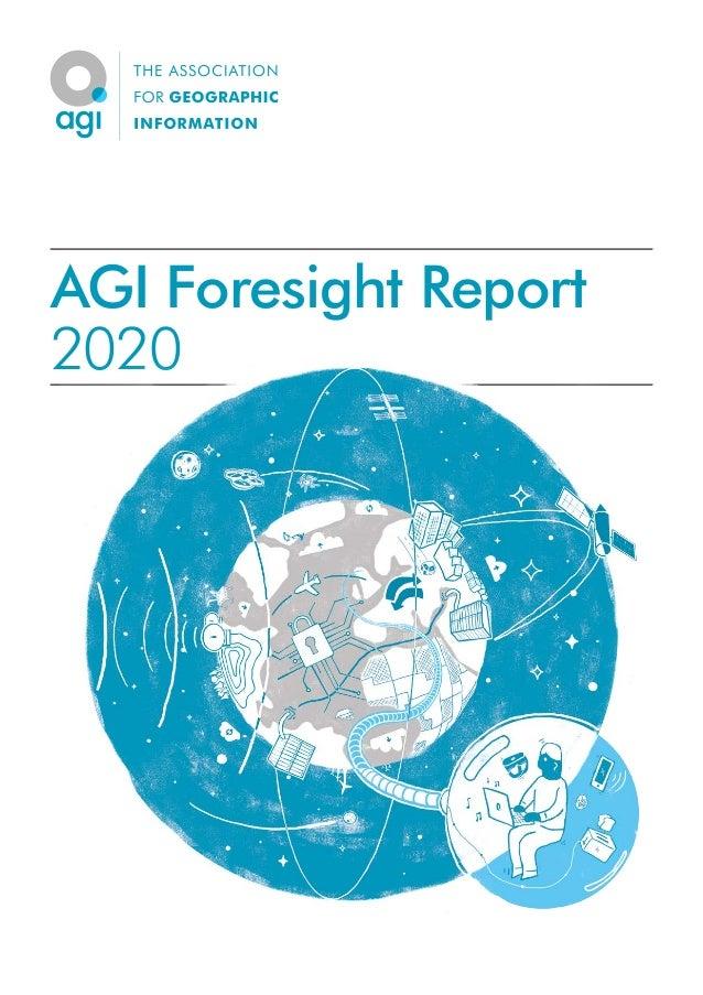 AGI Foresight Report 2020