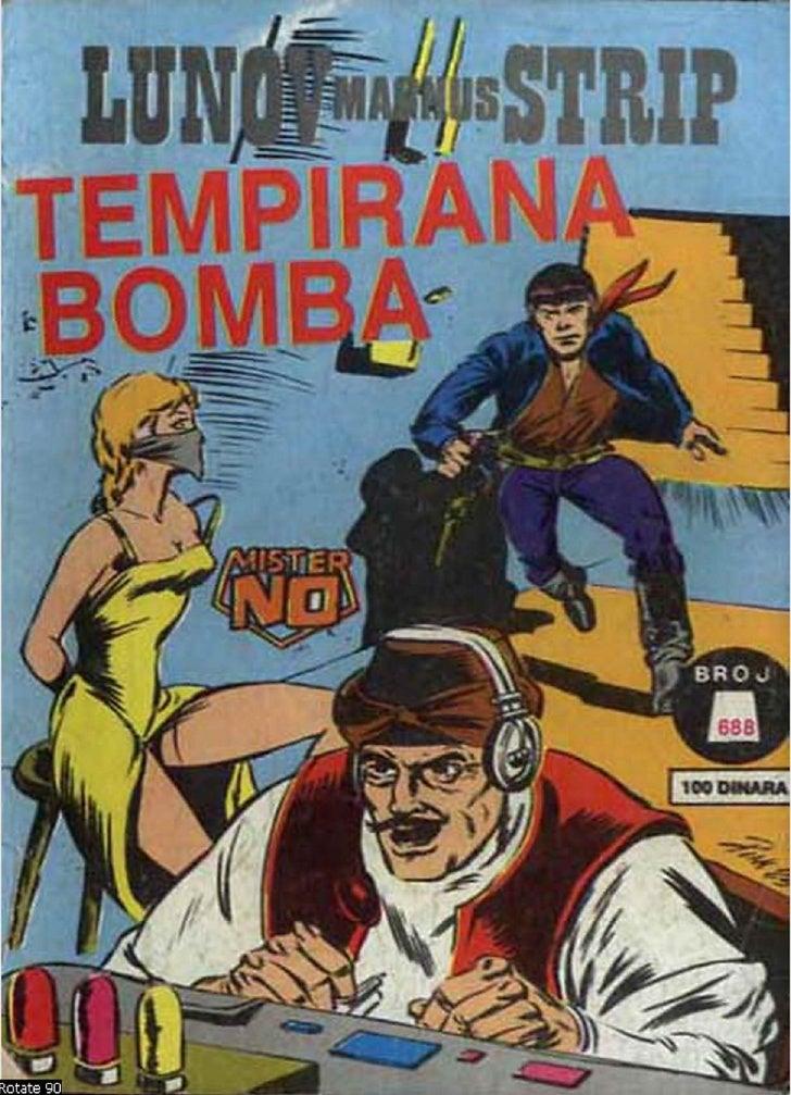 0688. tempirana bomba