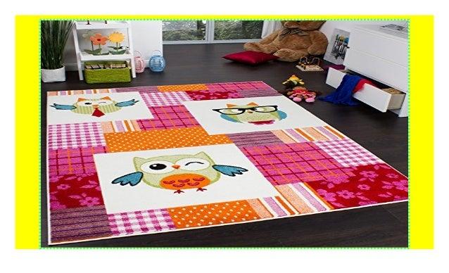 Teppich Kinderzimmer Trendige Eulen Kinderteppich Eule ...