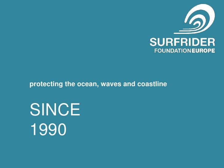 protecting the ocean, waves and coastlineSINCE1990