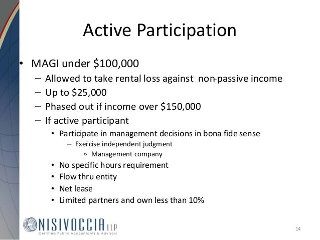Carry Over Losses From Rental Property I Sold