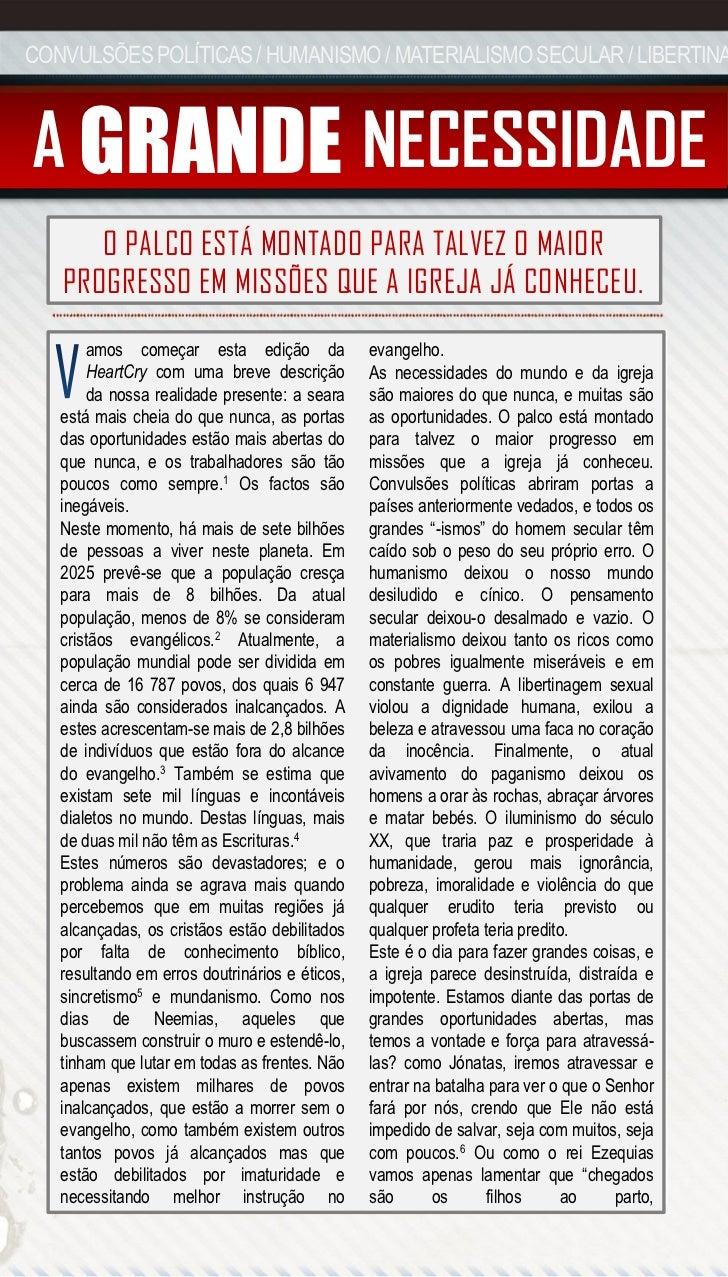 CONVULSÕES POLÍTICAS / HUMANISMO / MATERIALISMO SECULAR / LIBERTINAA GRANDE NECESSIDADE      O PALCO ESTÁ MONTADO PARA TAL...