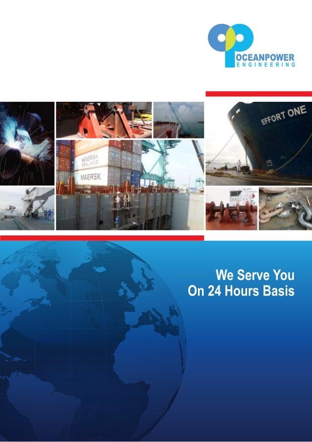 Ocean Power Engineering & Offshore Pte Ltd