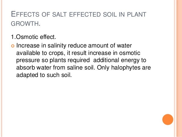 water logging and salinity Download citation on researchgate | drainage, waterlogging, and salinity | nowadays, various areas in the world have faced waterlogging and salinity problems, which are intensified by a myriad of .