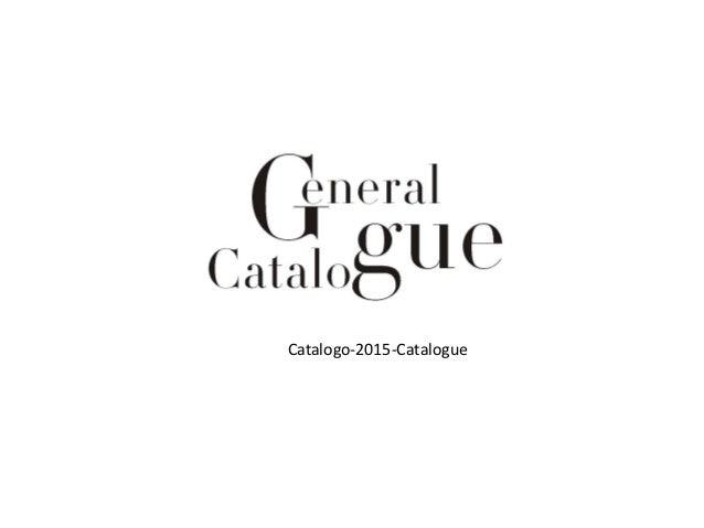 Catalogo-2015-Catalogue