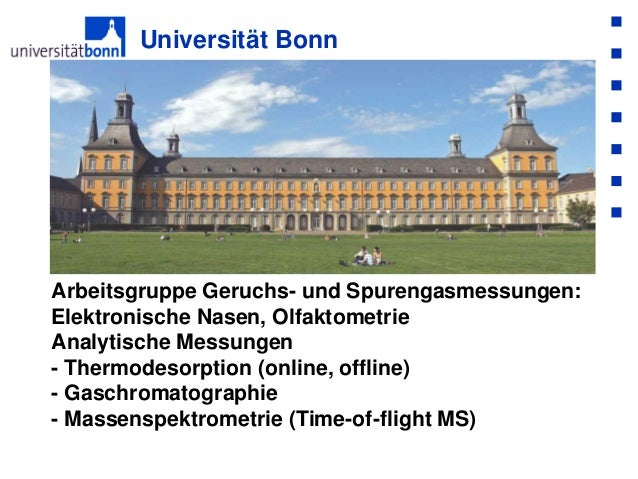Measurement of boar taint compounds without sample preparation using thermal desorption and GC-Time-Of-Flight mass spectrometry Slide 2