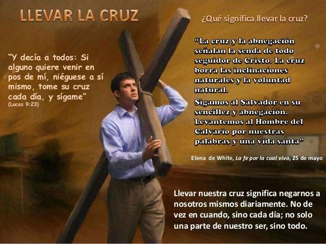 Resultado de imagen de Nuestra Cruz de cada día.