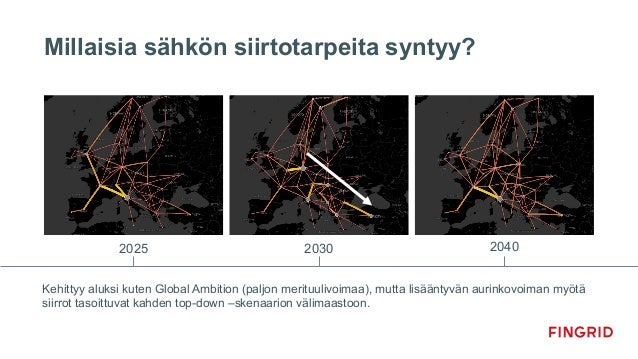 Itämeren alueen siirtoyhteyksiä kehitetään Siirtoyhteyksin varmistetaan markkinoiden toimivuus tuulivoiman haastaessa järj...