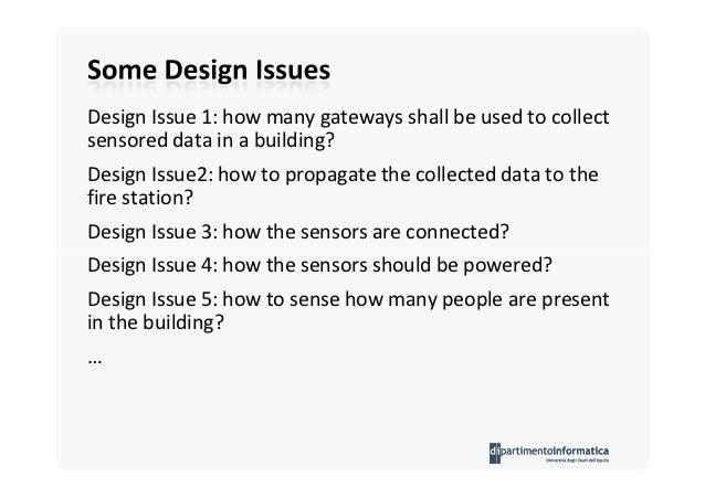 Design Alternatives Criteria ...