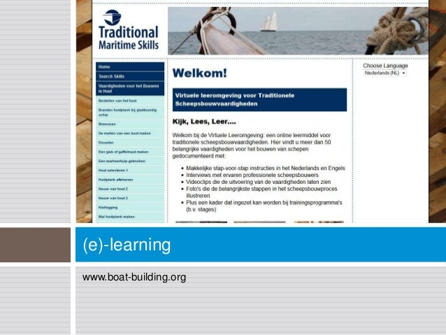 (e)-learningwww.boat-building.org
