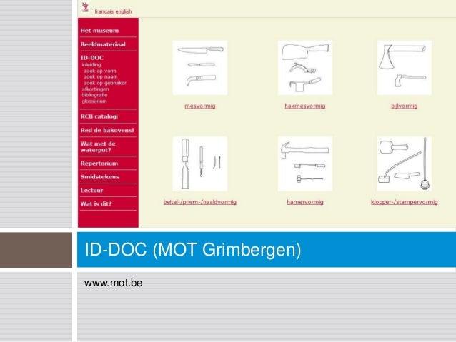 ID-DOC (MOT Grimbergen)www.mot.be