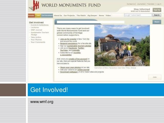 Get Involved!www.wmf.org