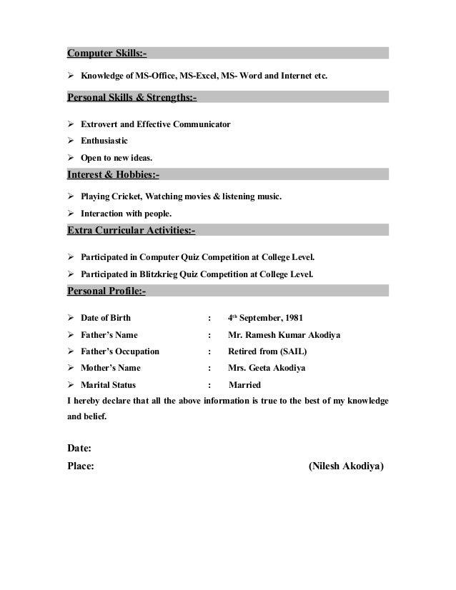 Srohit resume 5