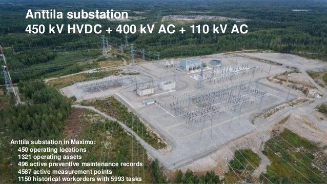 ELVIS substation maintenance Hannu Hätönen Slide 3