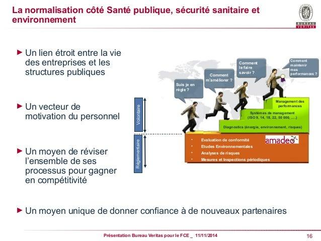 Communication sant publique et s curit sanitaire et environnemen - Veritas bureau de controle ...