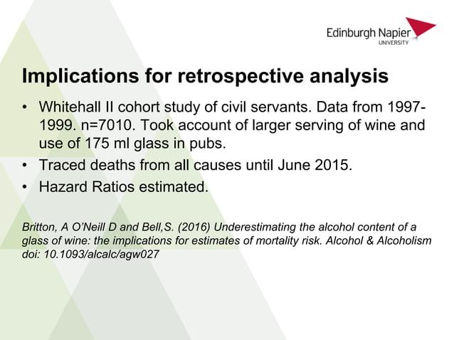 From Britton et al (2016) Alc and Alcoholism doi: 10.1093/alcalc/agw027