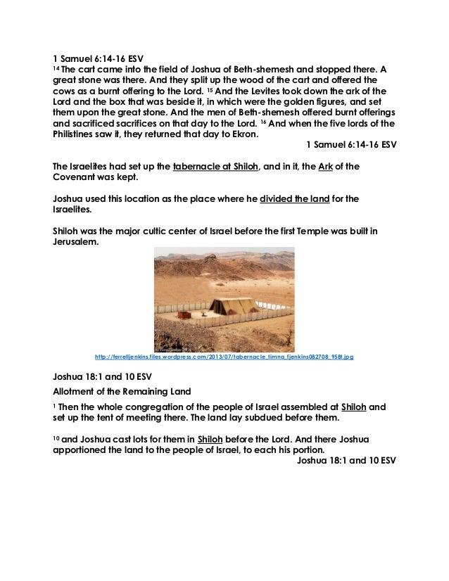 The Rock At Beth Shemesh: 06 June 19, 2016, 1 Samuel 5;1-6 & 6; 11-16, Worthy
