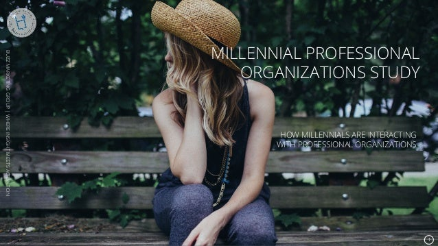 Se7en - Creative Powerpoint Template MILLENNIAL PROFESSIONAL ORGANIZATIONS STUDY BUZZMARKETINGGROUP|WHEREINSIGHTMEETSACTIV...