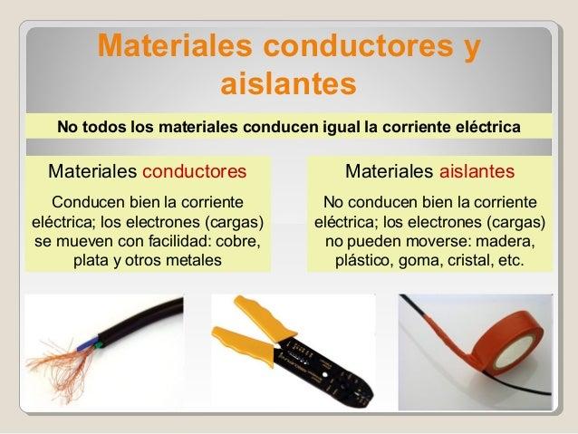 Electricidad y magnetismo - Materiales aislantes del calor ...