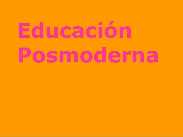 ¿qué es el posmodernismo?El posmodernismo es un movimientofilosóficoforma parte del pensamiento social ypretende llamar nu...
