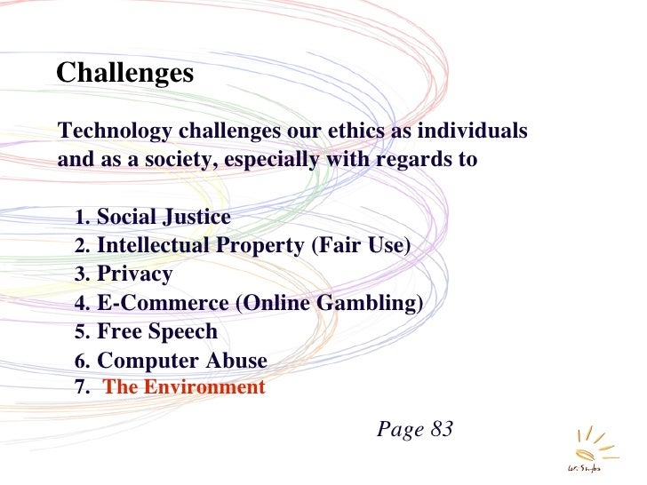 technology and social justice freeman dyson Technology, especially computer and communications technology, has become so pervasive and powerful that we cannot afford to ignore the way it shapes our communal life therefore, in addition to the rights and protections due individuals, we need to look seriously at issues of justice and other civic virtues.