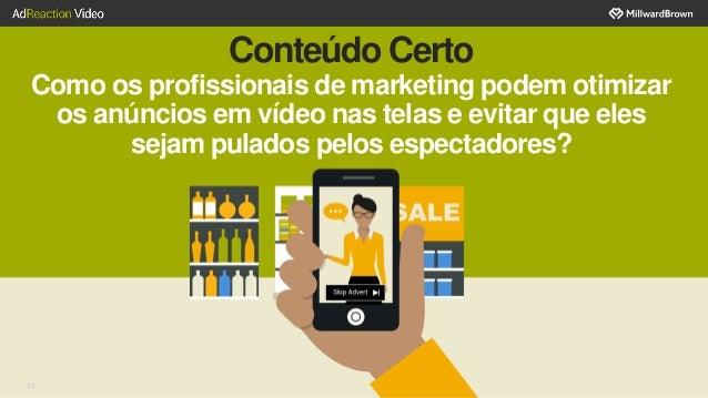 Conteúdo Certo Como os profissionais de marketing podem otimizar os anúncios em vídeo nas telas e evitar que eles sejam pu...