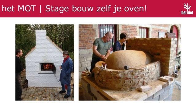 het MOT   Stage bouw zelf je oven!