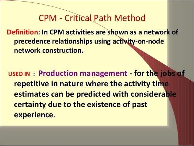 definition cpm
