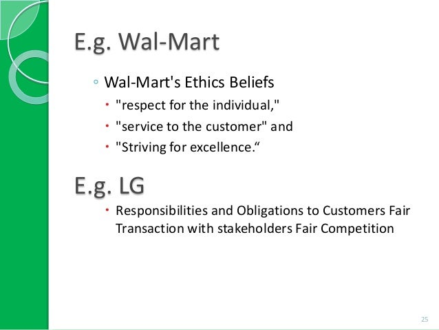 Legal, Compliance and Ethics