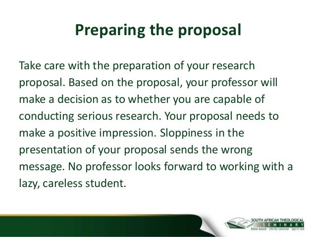 06 Research Proposal