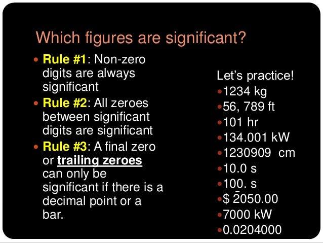 06 significant figures Slide 3