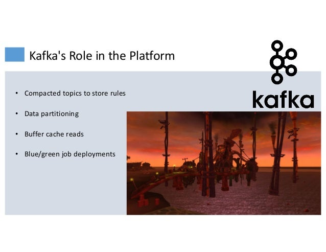 You Must Construct Additional Pipelines: Pub-Sub on Kafka at Blizzard