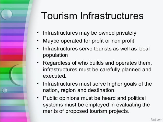 tourism project proposal