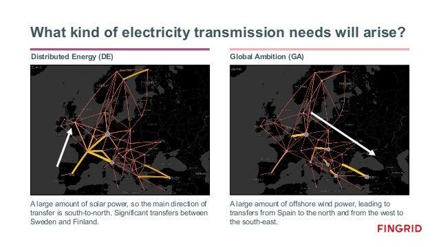 Baltic Sea region transmissions will increase