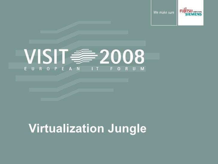 Virtualization Jungle