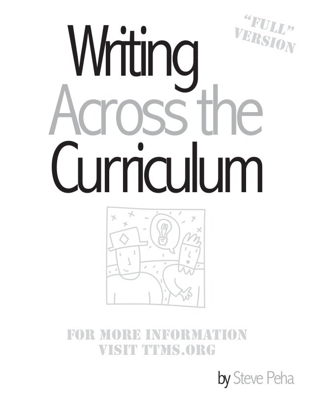 06 writing across the curriculum v001 (full)