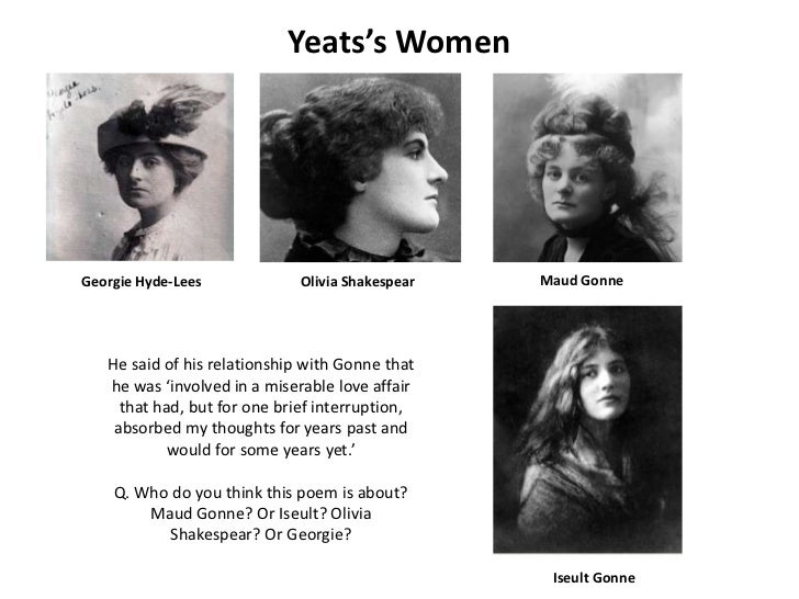 maud gonne and yeats relationship memes