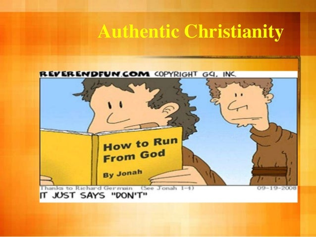Authentic ChristianityFollowship