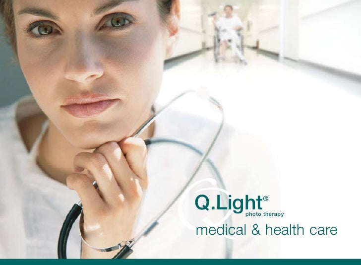 Q.Light     ®        photo therapy   medical & health care