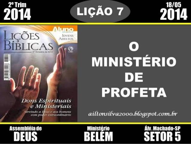 """""""E a uns pôs Deus na igreja, primeiramente, apóstolos, em segundo lugar, profetas, em terceiro, doutores, depois, milagres..."""