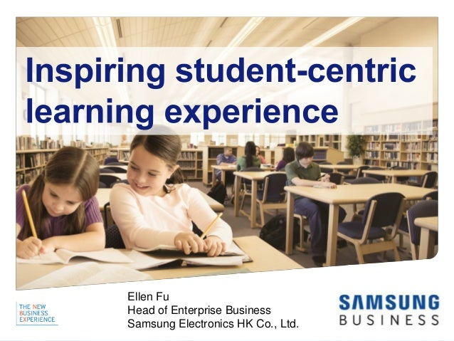 Ellen Fu Head of Enterprise Business Samsung Electronics HK Co., Ltd.