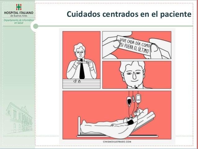 Cuidados centrados en el paciente