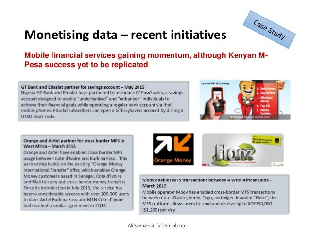 Strategies for Monetizing Mobile Content, Services and