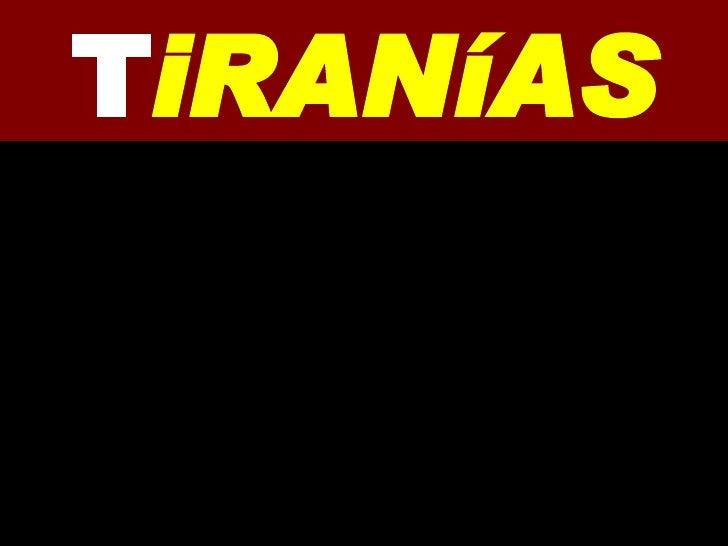 T iRANíAS