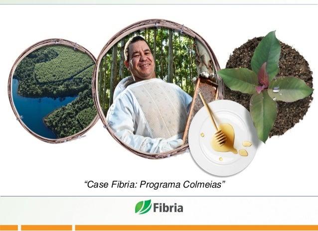 """""""Case Fibria: Programa Colmeias"""""""