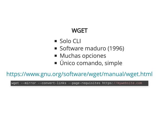 SCRIPTS/AUTOMATIZACIÓN:SCRIPTS/AUTOMATIZACIÓN: Trigger: git hook, webhooks, command line, cronjob Scripts de conversión Sc...